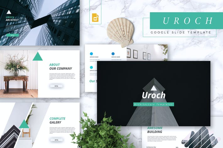 UROCH - Architecture Google Slides Template