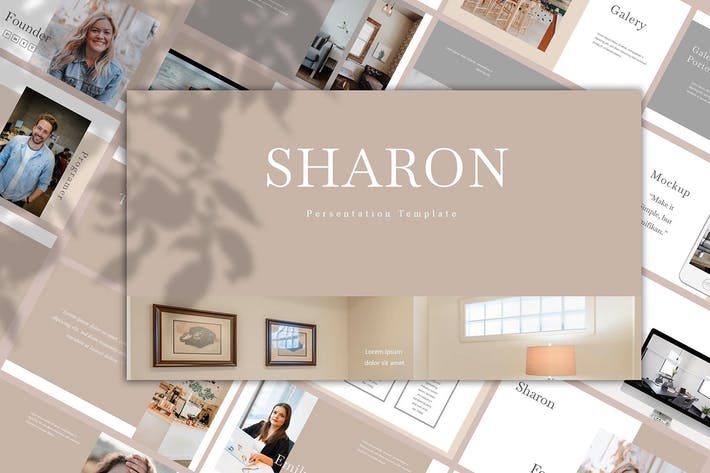 Шарон - Google Слайды