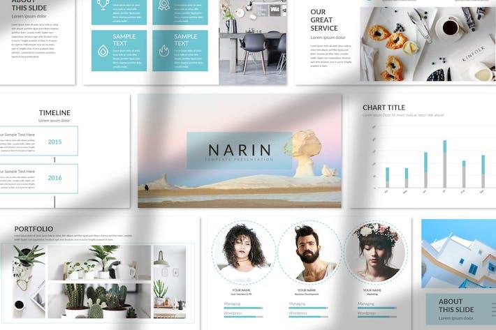 Narin Pastel - Keynote