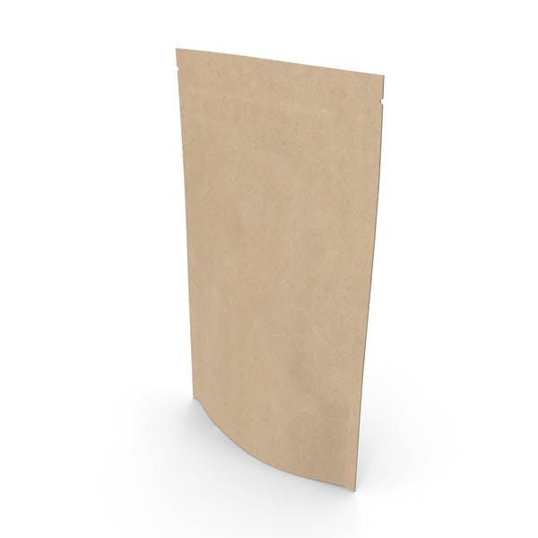 Zipper Craft Paper Bag 50g