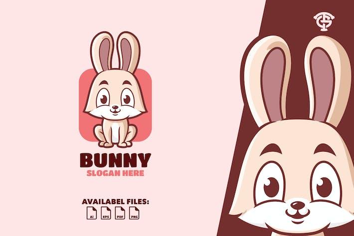 Thumbnail for Bunny - Logo Mascot