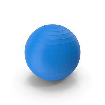 Pilates Ball Blue