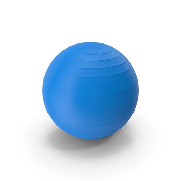 Pilates Ball Blue