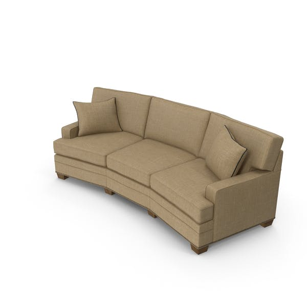 Cover Image for Classical Corner Sofa