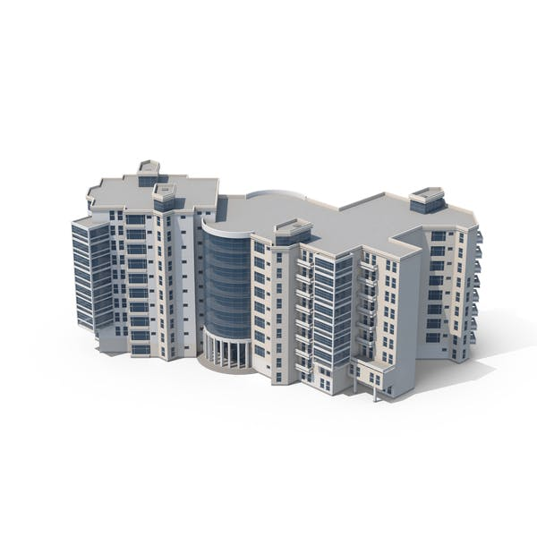 Cover Image for Low Rise Multi Purpose Building