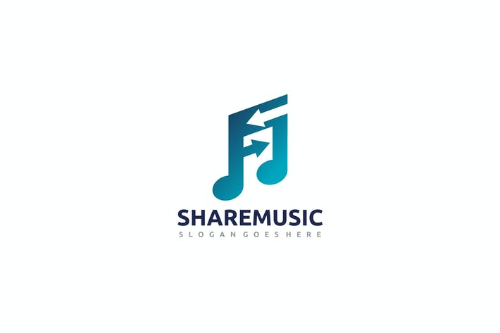 Thumbnail for Share Music Logo