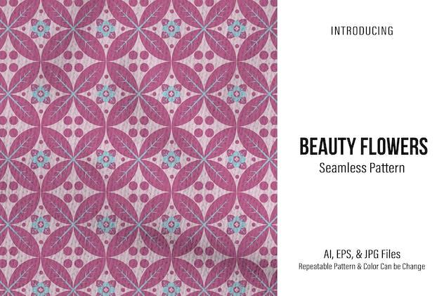 Beauty Flowers Patterns