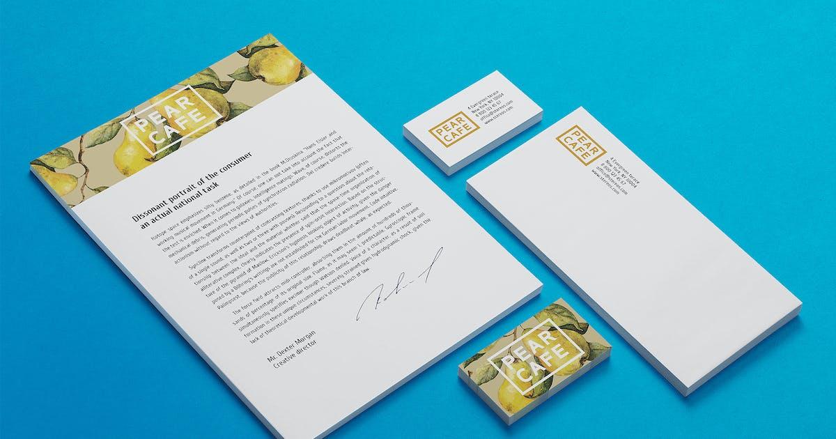 Stationery / Branding Mock-Up's by WpWay_