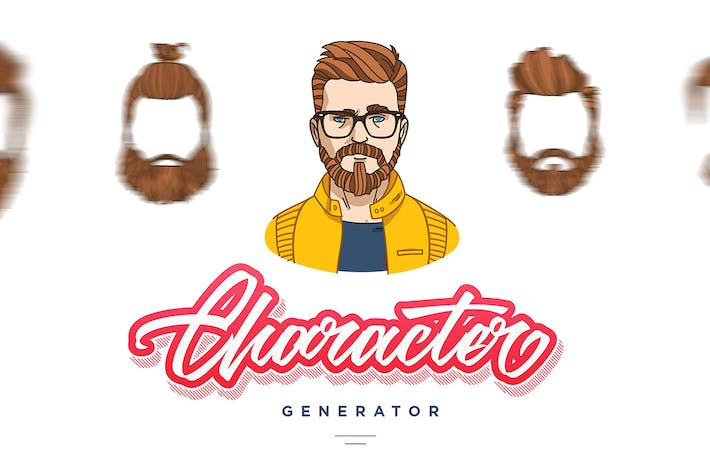 Thumbnail for Character Generator
