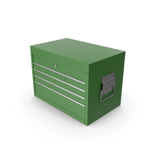 Caja de herramientas Verde