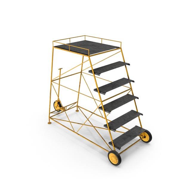 Airfield ladder medium