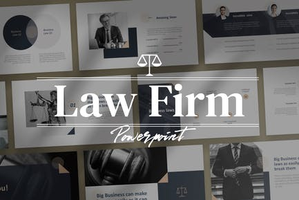 Sean - Law Firm Powerpoint