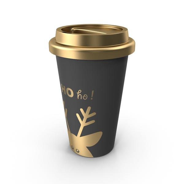 Christmas Coffee Cup