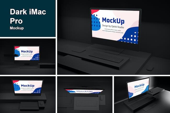 Thumbnail for Dark iMac Pro