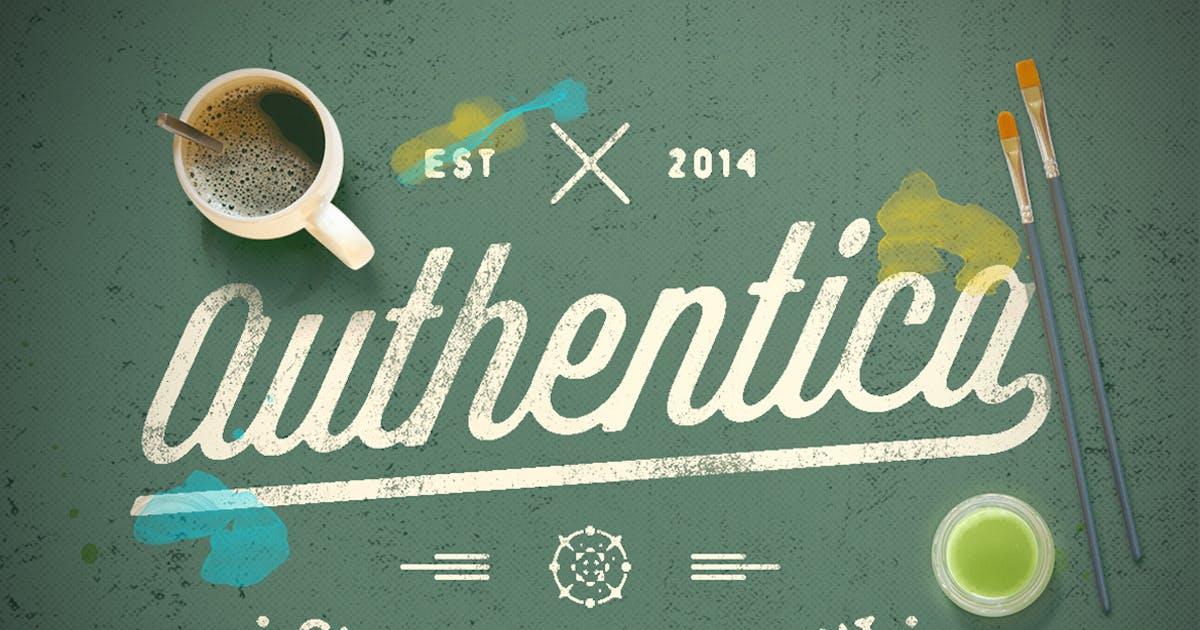 Download Authentica by artimasa_studio
