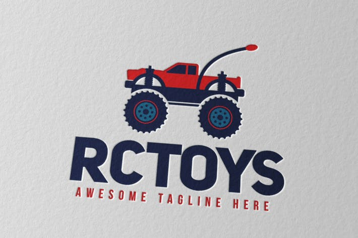 Thumbnail for RC Toys Logo