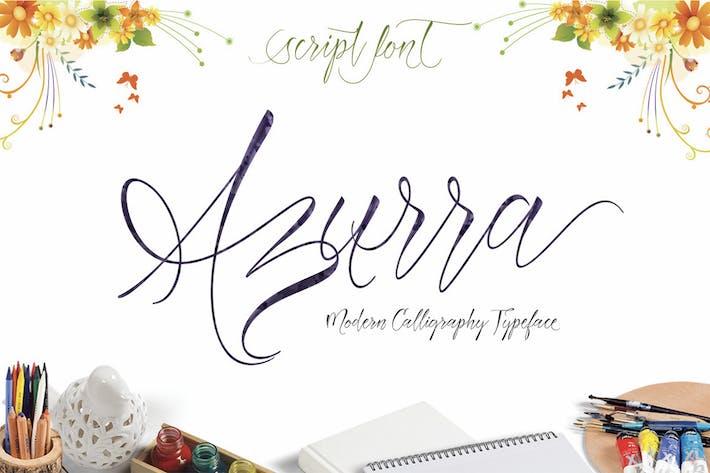 Thumbnail for Azurra Script