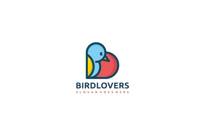 Thumbnail for Love Bird Logo