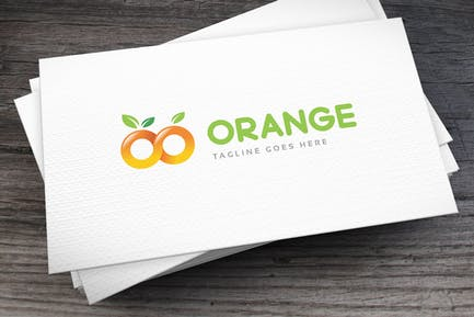 All Fruits Logo Template