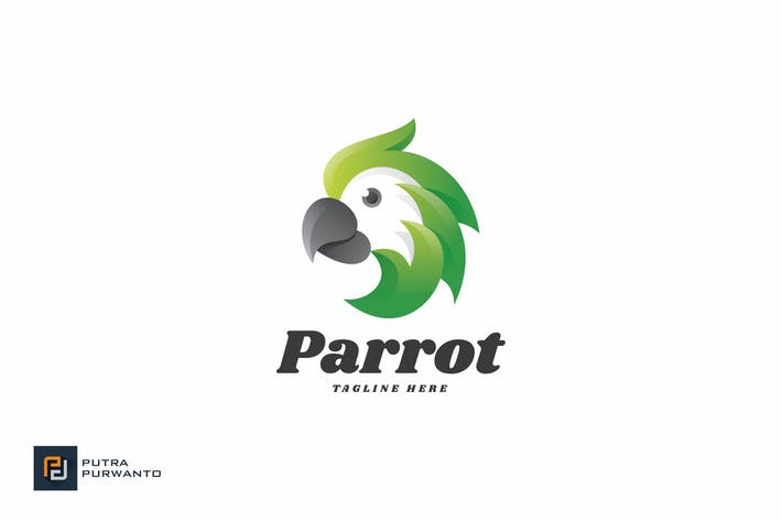 Thumbnail for Parrot - Logo Template