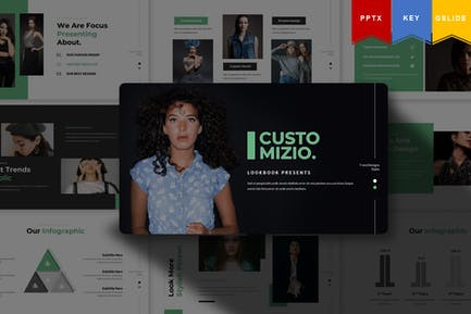 Costomiziq | Powerpoint, Keynote, Google Slides
