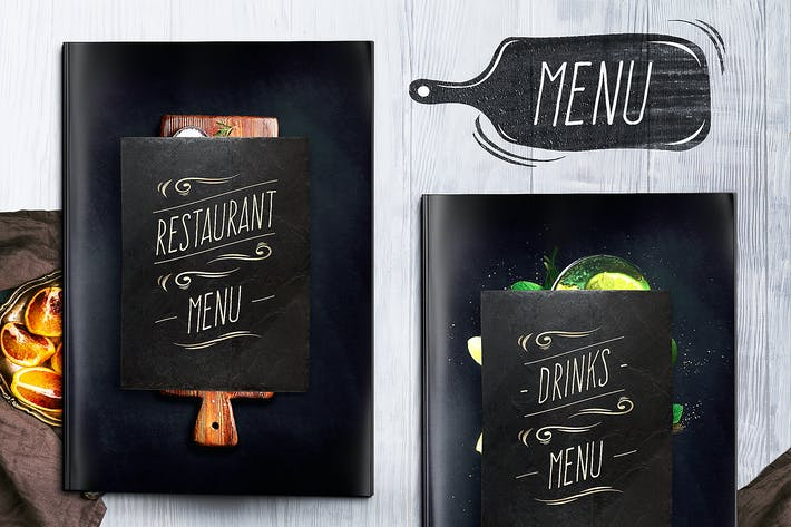 Thumbnail for Restaurant Menu - Food & Drinks