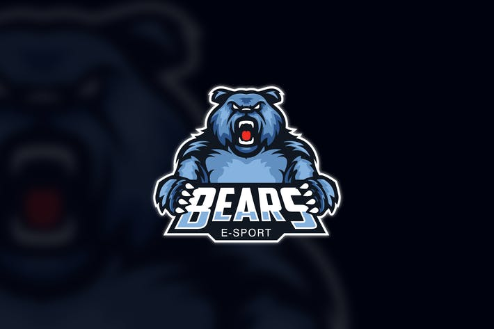 Thumbnail for Bears Esports Logo