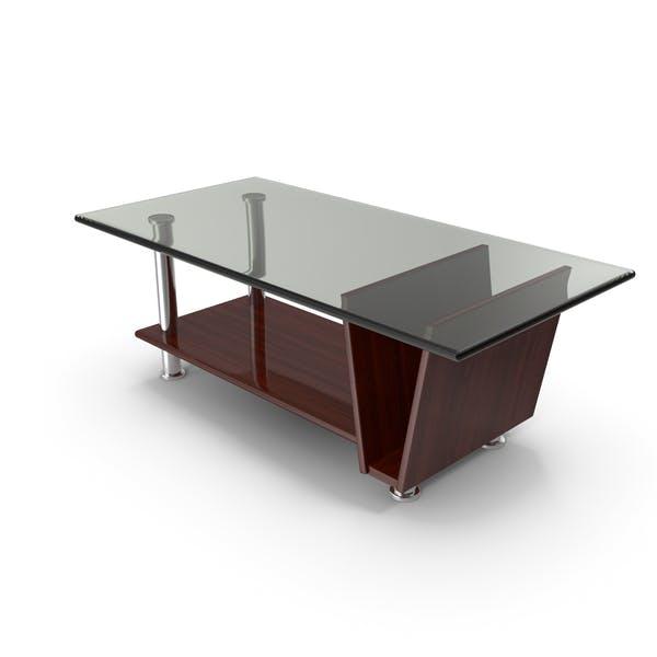 Журнальный столик стеклянная верхняя