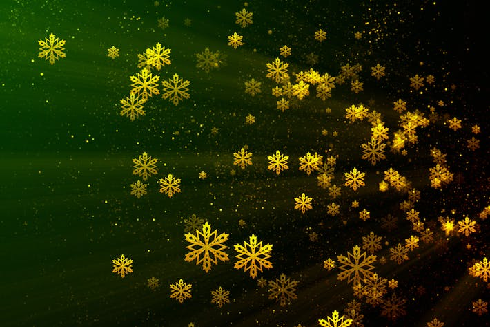 Thumbnail for Christmas Snowflakes