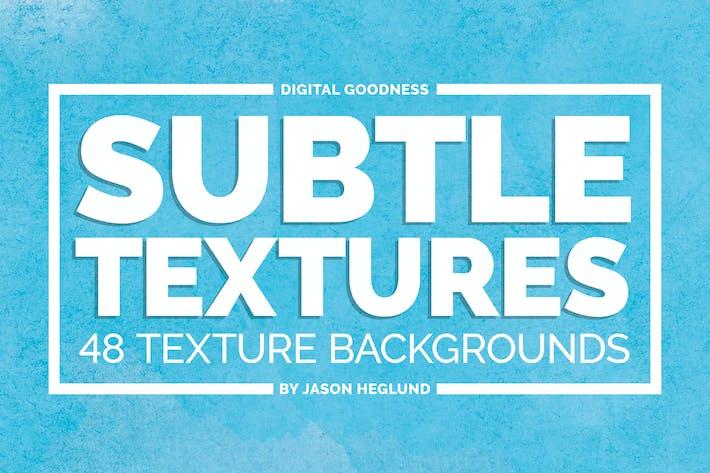 48 dezente TexturHintergründe