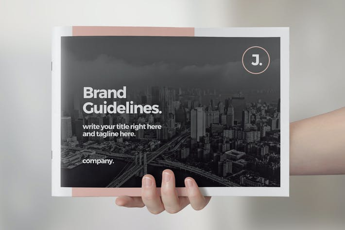 Cover Image For Brand Guideline