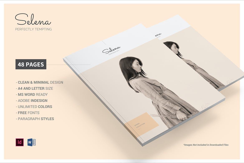 Look-Book-/-Fashion-Portfolio-/-Catalog