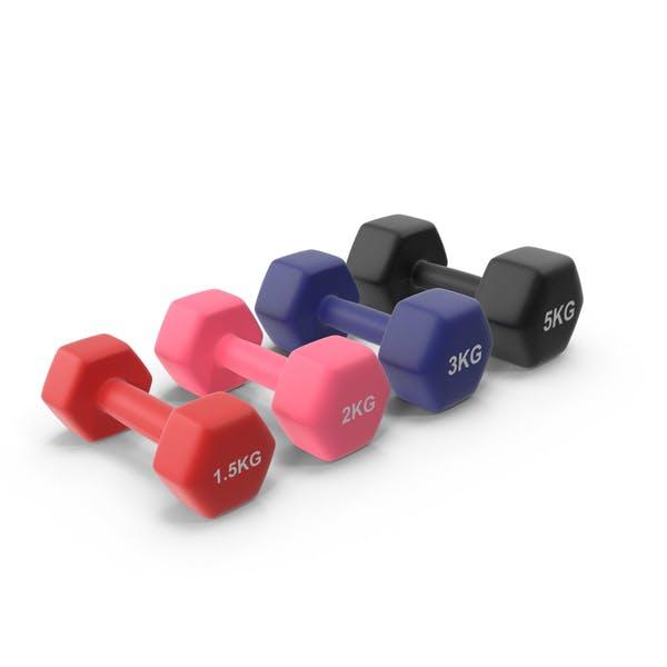 Thumbnail for Fitness Dumbbells