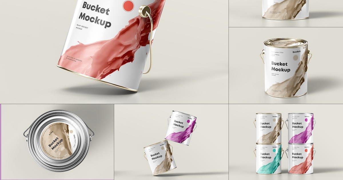 Download Paint Bucket Mock-up by yogurt86