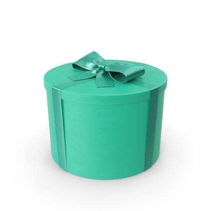 Blaugrün Geschenk