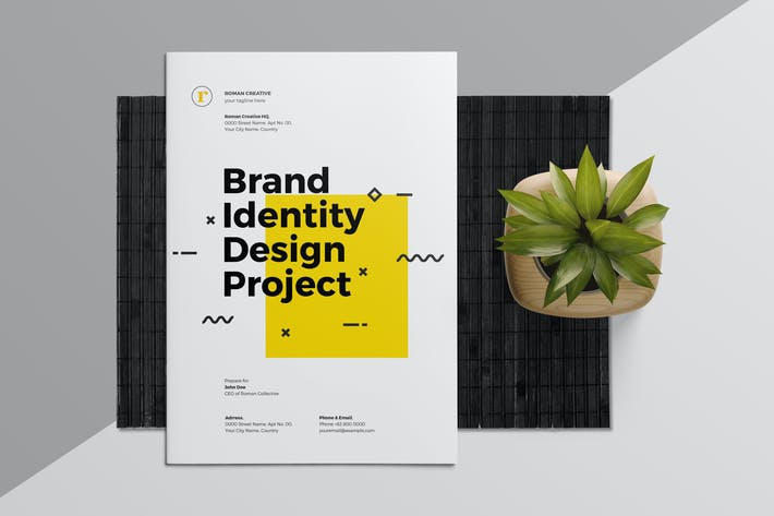 Thumbnail for Brand Identity Proposal
