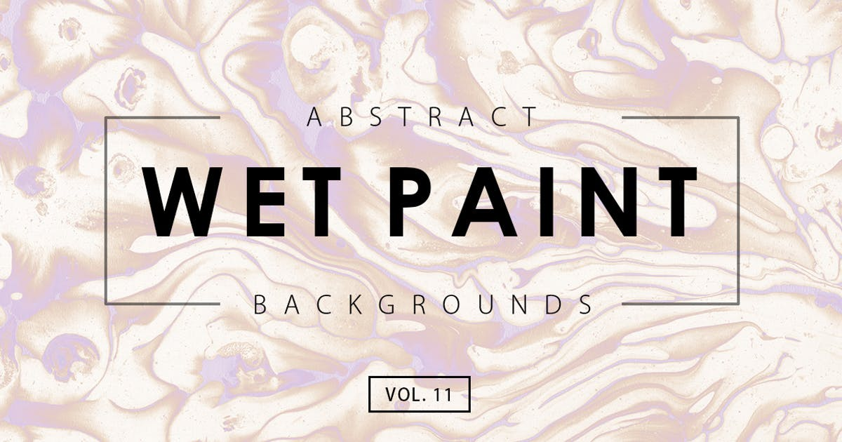 Download Wet Paint Backgrounds Vol. 11 by M-e-f