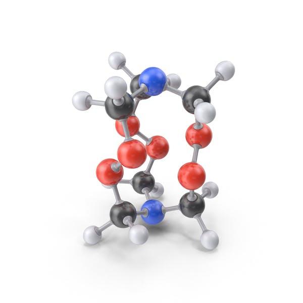 HMTD Molecule