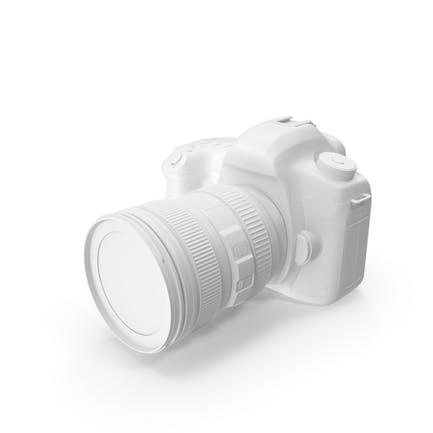 Monochrome Generic SLR Digital Camera