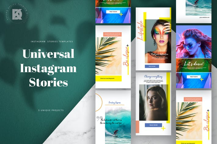 Thumbnail for Instagram Stories Banners