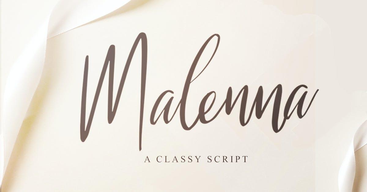Download Malenna Script by indotitas