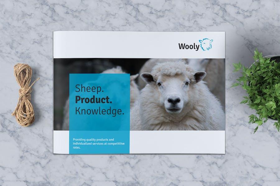 Sheep Farm Brochure A5