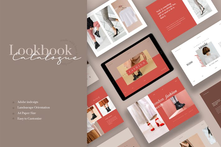 Thumbnail for Bright - Lookbook Catalogue