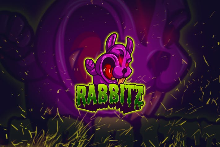 Thumbnail for Rabbit - Esports & Mascot Logo YR