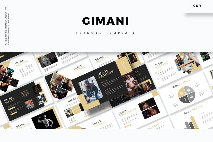 Gimani - Keynote Template