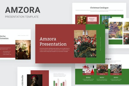 Amzora - Christmas Keynote