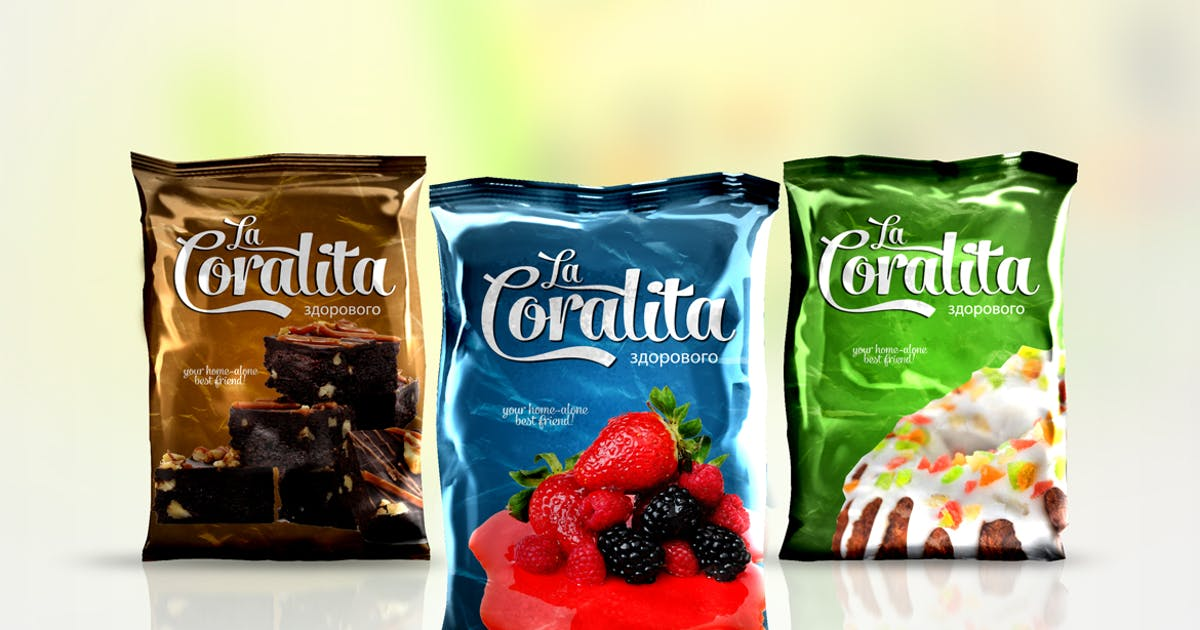 Download Foil Packaging Mockup by artimasa_studio
