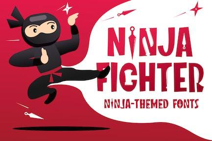DS Ninja Fighter - Thème Ninja
