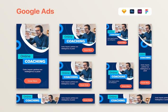 Thumbnail for bannière publicitaire Google