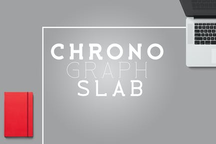 Chronograph Slab